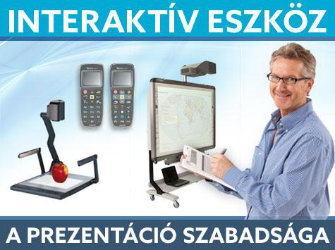 interaktív eszköz